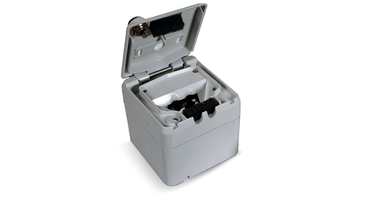 Lockable Socket Boxes